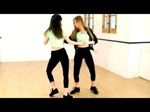 Pasos básicos de merengue | Aprende a bailar - YouTube