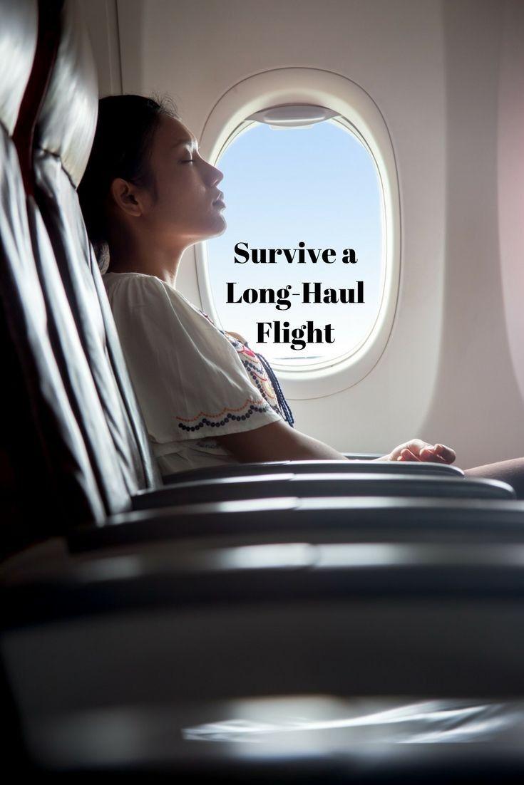 Survive A Long-Haul Flight 🛫🛫🛫🛫