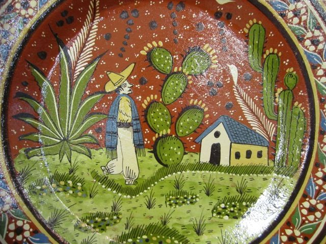 Old Mexican Pottery.......http://www.coasthwytraders.com