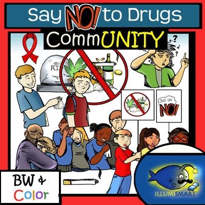 $7.99 through October only! Price will increase after Red Ribbon Week! Prepare for Drug Awareness discussions with diverse age-appropriate visuals that speak to tween and teen students.