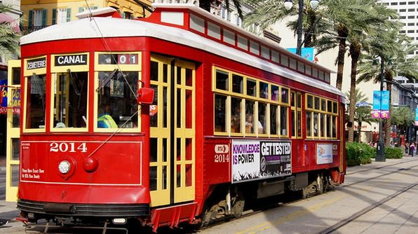 How to navigate New Orleans