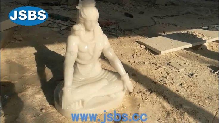 Marble Shiva Sculpture   Shiva Statue   www.jsbs.cc info@jsbs.cc Marble Shiva Sculpture   Stone Carved Shiva Statue #JSBS-Professional manufacturer for statue since 1985! www.jsbs.cc  info@jsbs.cc whatsapp: 0086-18031122557 #sculpture #statue #marble #shiva #stone