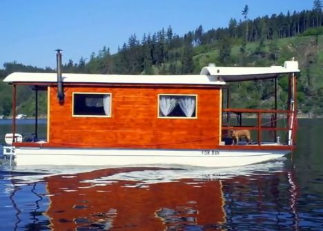 Shanty Boat | Photos & Videos | Shantyboatliving.Com | Floating