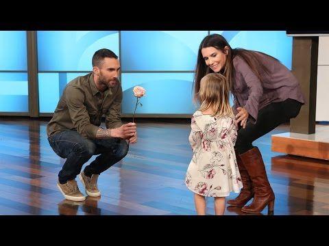Girl who cried over Adam Levine wasn't into meeting him on 'Ellen' http://amapnow.com http://my.gear.host.com http://needava.com http://renekamstra.com
