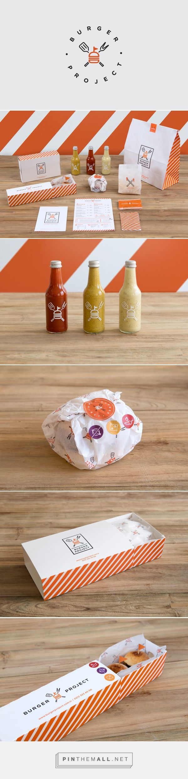 Burger Project by Monroe Creative Studio                                                                                                                                                     More