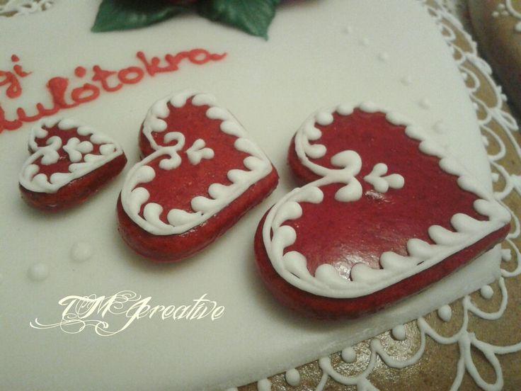 TMJcreative #love #heaert #cookie