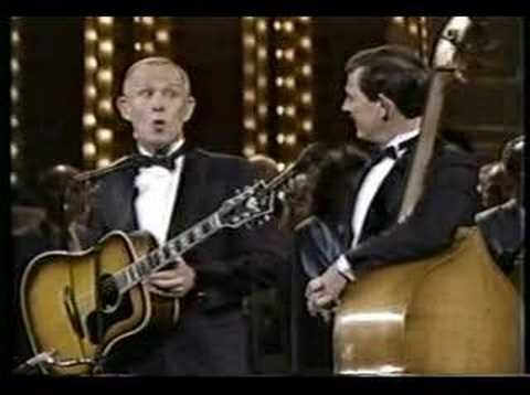 "VIDEO (6:14) The Smothers Brothers with the Boston Pops (mid 80's) ""Boil That Cabbage Down"" ~ One of my favorites!"