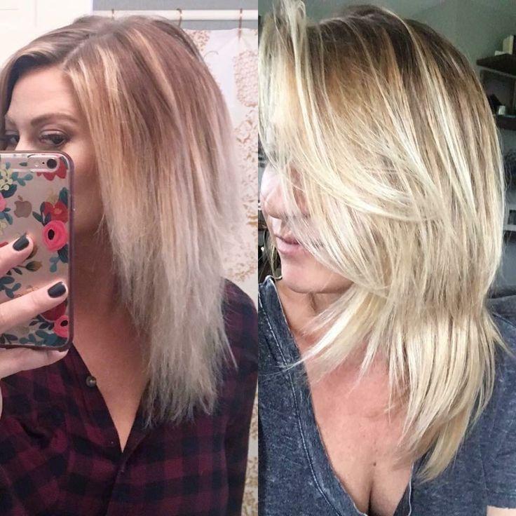 Haare wachsen jeden monat