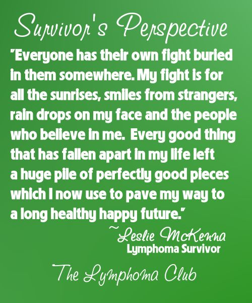 63 Best Cancer Survivor Quotes From The Lymphoma Club