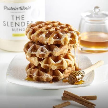 Slender Waffles