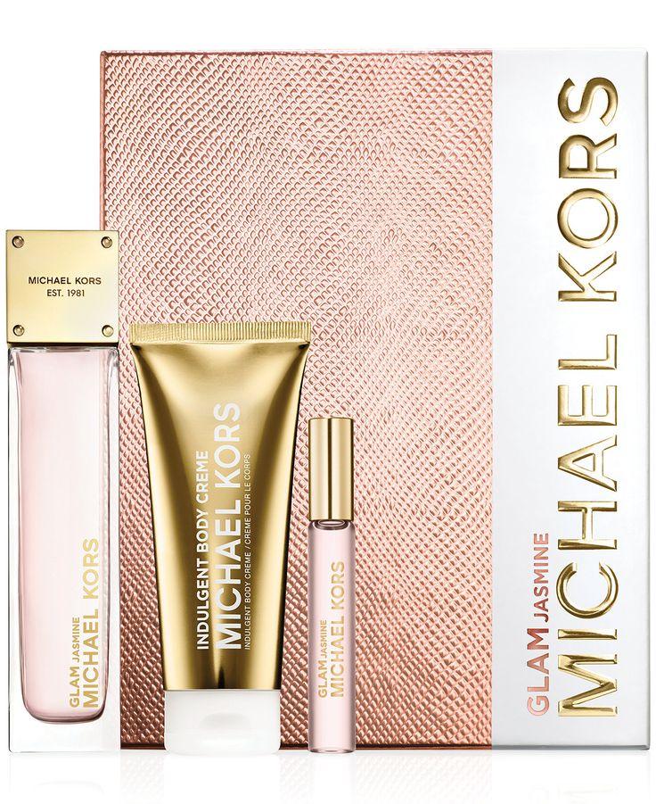 Michael Kors Glam Jasmine Deluxe Gift Set - Gifts & Value Sets - Beauty - Macy's #sponsored