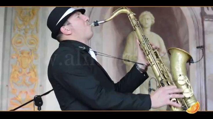 """ALMA PROJECT - GB Live Jazz QUARTET - """"Love Me Again"""" (J. Newman) - Villa Corsini di Mezzomonte"""