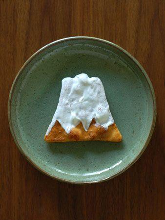 mount fuji cookie