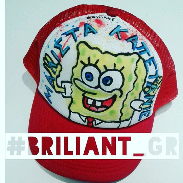 briliant_grΜαλιστα καπετανιε!!! #Spobgebob #squarepants #briliant_gr #brilianthatproject #briliantgr #art #handpainted #hat #illustration #arts_help_ #art_empire #arts_help #spongebobsquarepants #fanart #captain