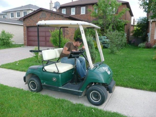 Golf+Cart+With+Air+Conditioning