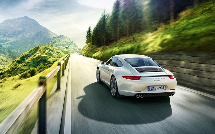 The Porsche 911 - 50th Anniversary Edition