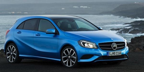 The news Mercedes class A.   #motor #vehicle   http://www.etvonweb.be/18549-la-nouvelle-mercedes-classe-a