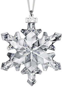 Swarovski Crystal Ornament