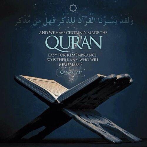 Al-Quran 54:17