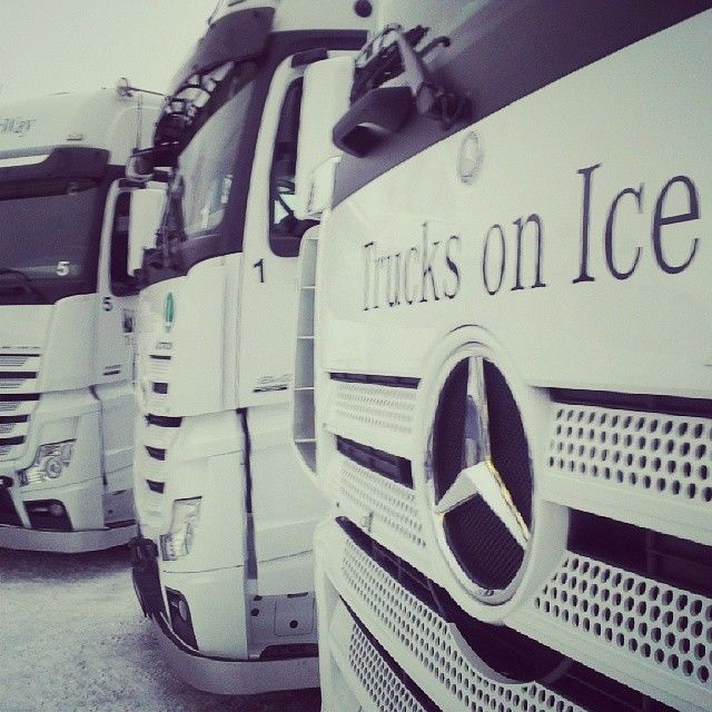 Just have an ice cool driving event with Mercedes. Sorsele in Swedish Lapland. #riverhotelsorsele #mercedes