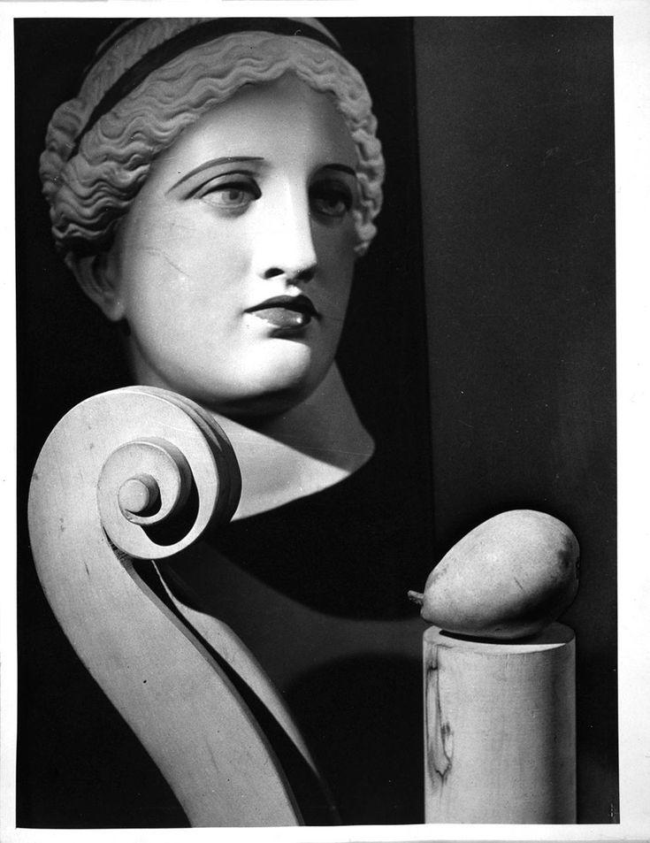 Man Ray, En pleine occultation de Venus, 1930