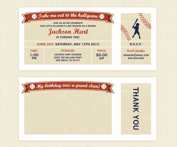 67 best Tickets images on Pinterest Circus tickets, Birthday - ticket invitation