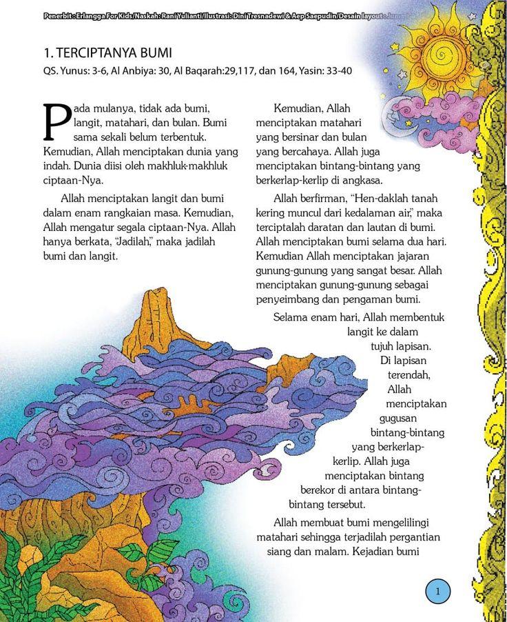 Ebook Pintar Kisah Teladan Terbaik Al Quran Bergambar KATA