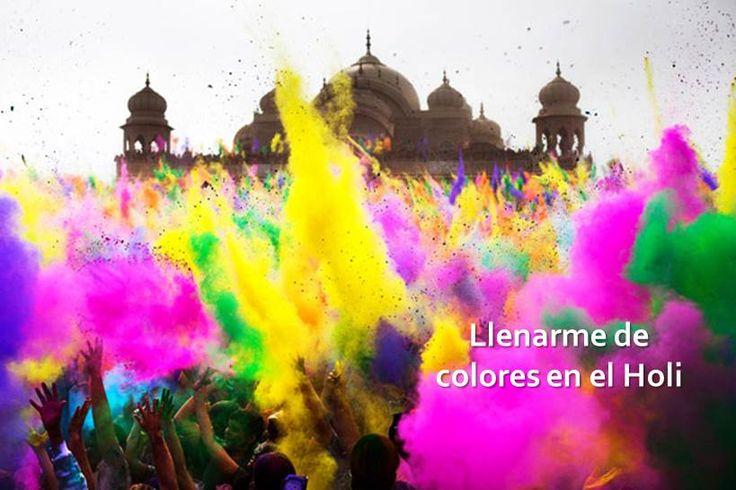 El color en todo su esplendor