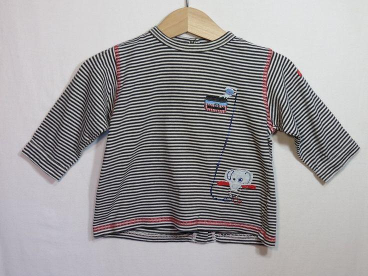 T-Shirt #Marèse 6mois