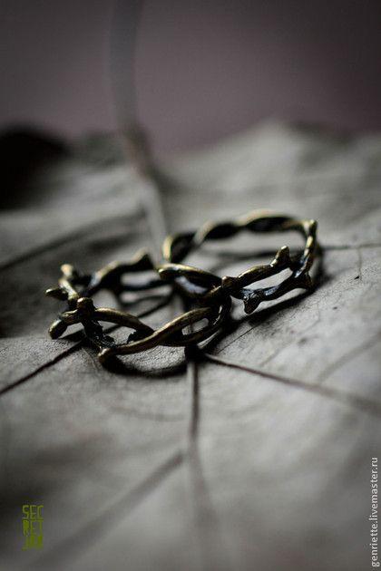 """Кольцо """"Терновый венец"""". Handmade."""