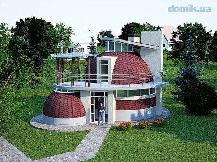 Как построить дом дачный