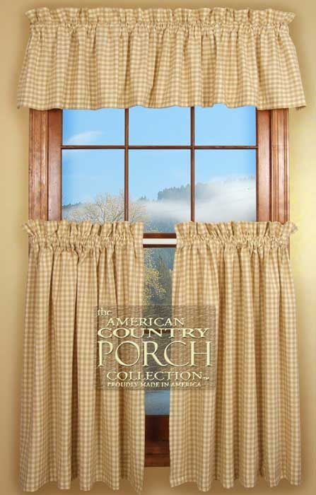 1000 Images About Primitive Country Curtains On Pinterest