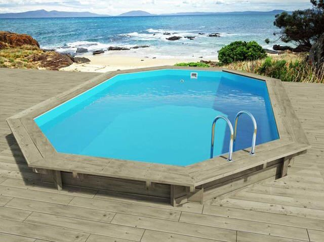 Achat piscine enterree piscine bois alu waterclip for Achat thermopompe piscine
