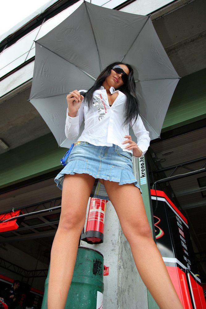 Umbrella girl ; ))