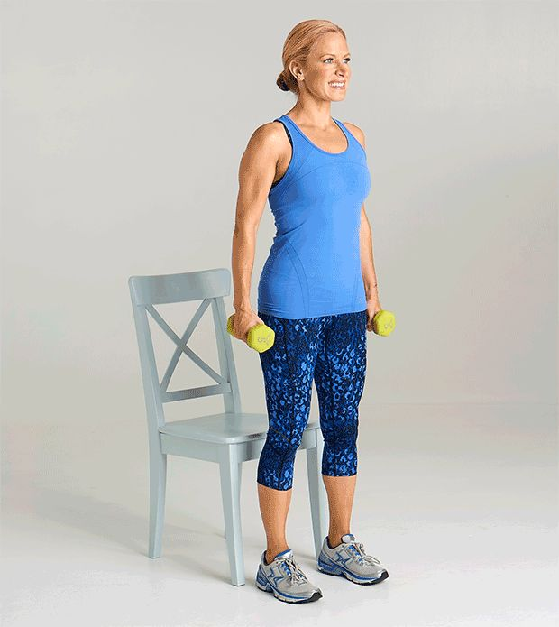 Rev Up Your Metabolism With These 4 Easy Moves