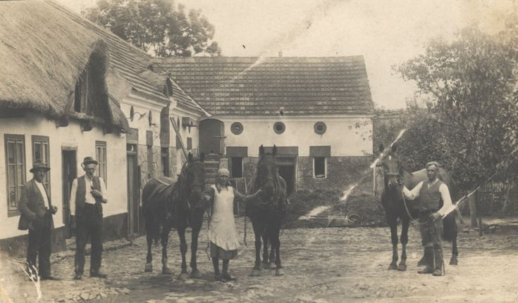 Fotogalerie Mezoun.cz - Staré mezouňské statky - historické snímky