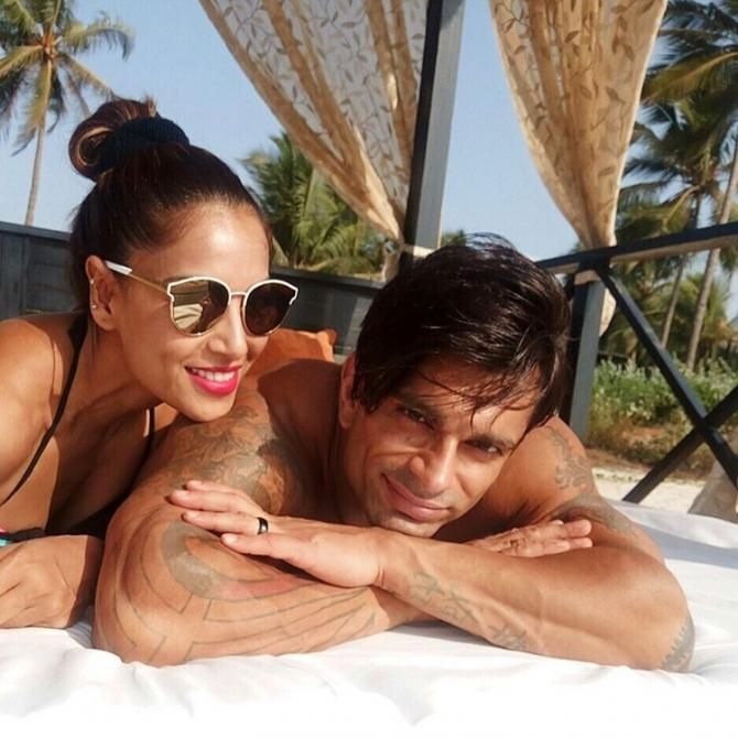 Bipasha Basu's Father Gave A Superb Advice To Karan Singh Grover On Handling A Bengali Wife
