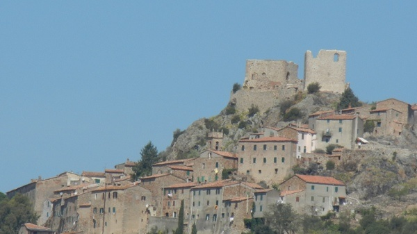 Montemassi, Toscana, italy