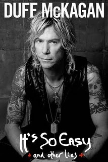 it's so easy and other lies by duff mckagan