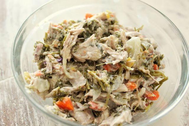 Simply Weight Watchers Recipes: Chicken Salad. 4 Points Plus