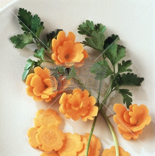 Best images about carving carrot on pinterest food