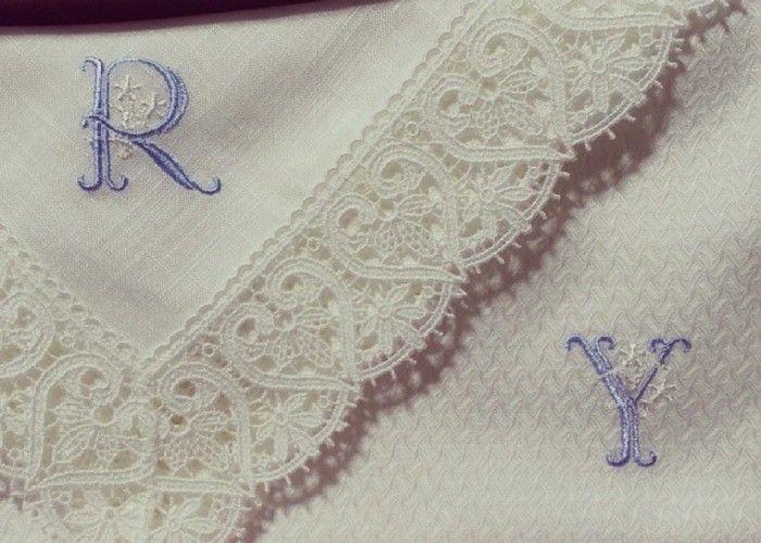 幸せな涙の準備はできた?可愛い『花嫁ハンカチ』が買えるブランドまとめ♡のトップ画像