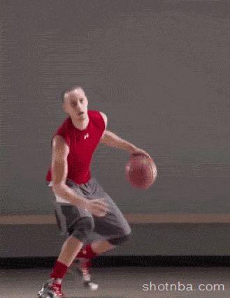 Stephen Curry Shooting Jump Shot(9)