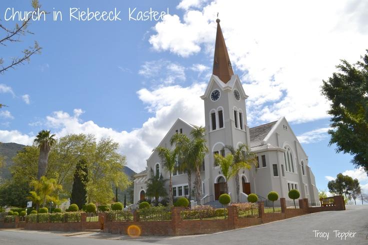 Church in Riebeeck Kasteel