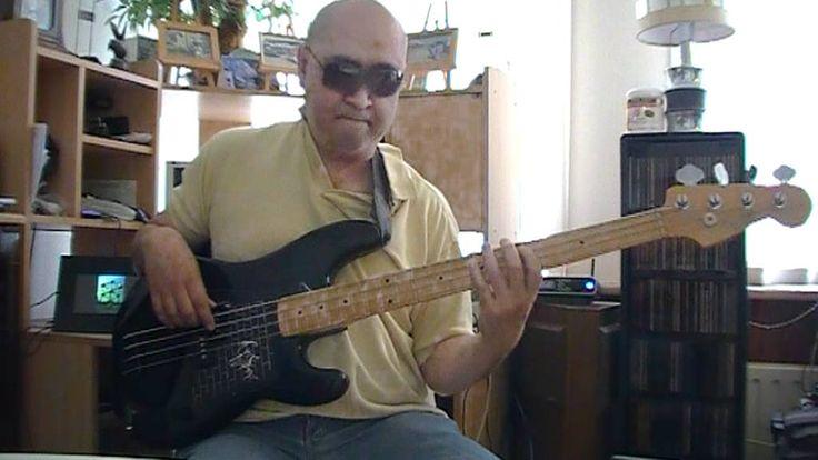 Get up Stand up Bob Marley basscover Bob Roha