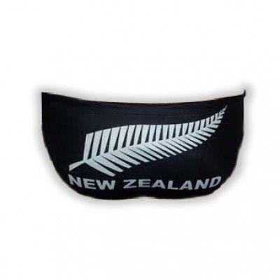 Bañador Turbo Nueva Zelanda Negro