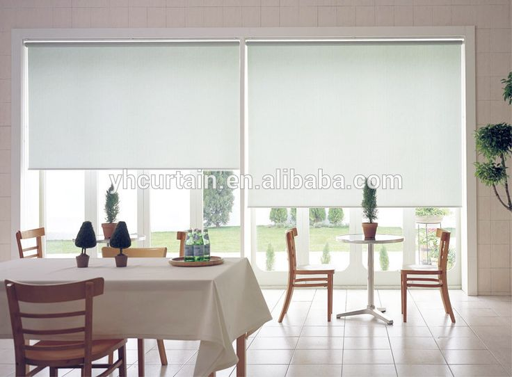 Office Curtains And Blinds Jalousie Windows With Built In