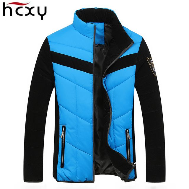 Special price HCXY Men Parka Mens Coat 2016 Brand Clothing Winter Jackets Men Casual Jackets High-quality male jacket men coats Big Size M-5XL just only $31.21 with free shipping worldwide  #jacketscoatsformen Plese click on picture to see our special price for you