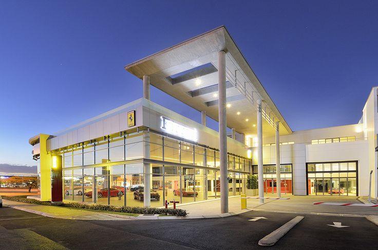 Ferrari Dealership - Johannesburg, South Africa