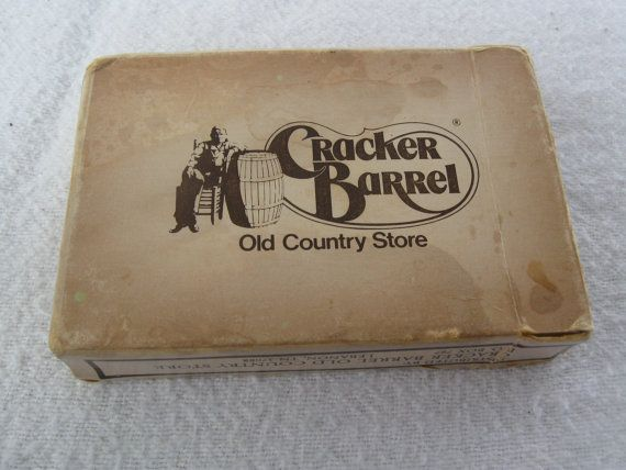 Vintage Cracker Barrel Old Country Store and Restaurant